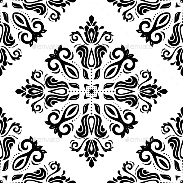 GraphicRiver Orient Seamless Vector Pattern 8821563