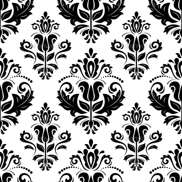 GraphicRiver Orient Seamless Vector Pattern 8821582
