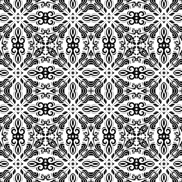 GraphicRiver Orient Seamless Vector Pattern 8821590
