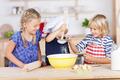 Friends Making Dough - PhotoDune Item for Sale