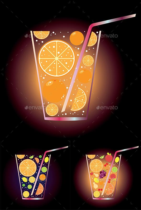 GraphicRiver Citrus Juice 8821793