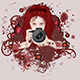 Photographer Girl - GraphicRiver Item for Sale