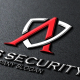 Aegis Security - Logo Template - GraphicRiver Item for Sale