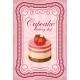 Vintage Cupcake Poster Vector Illustration - GraphicRiver Item for Sale