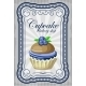 Vintage Cupcake Poster - GraphicRiver Item for Sale