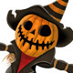 Halloween Jack O' Lantern Scarecrow - GraphicRiver Item for Sale