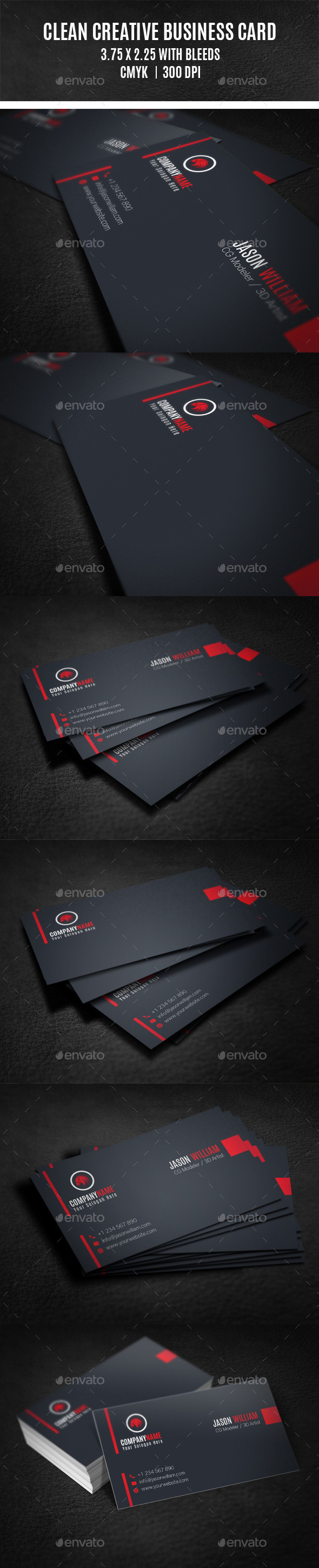 GraphicRiver Creative Modern Resume V4 8823184