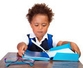 Little boy reading books - PhotoDune Item for Sale
