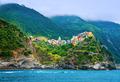 Italian city on coastline - PhotoDune Item for Sale