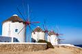 Mykonos Windmills - PhotoDune Item for Sale