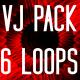 Lighting Threads VJ Pack