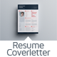 Job Resume Set - GraphicRiver Item for Sale