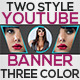 Multipurpose YouTube Channel Art - GraphicRiver Item for Sale