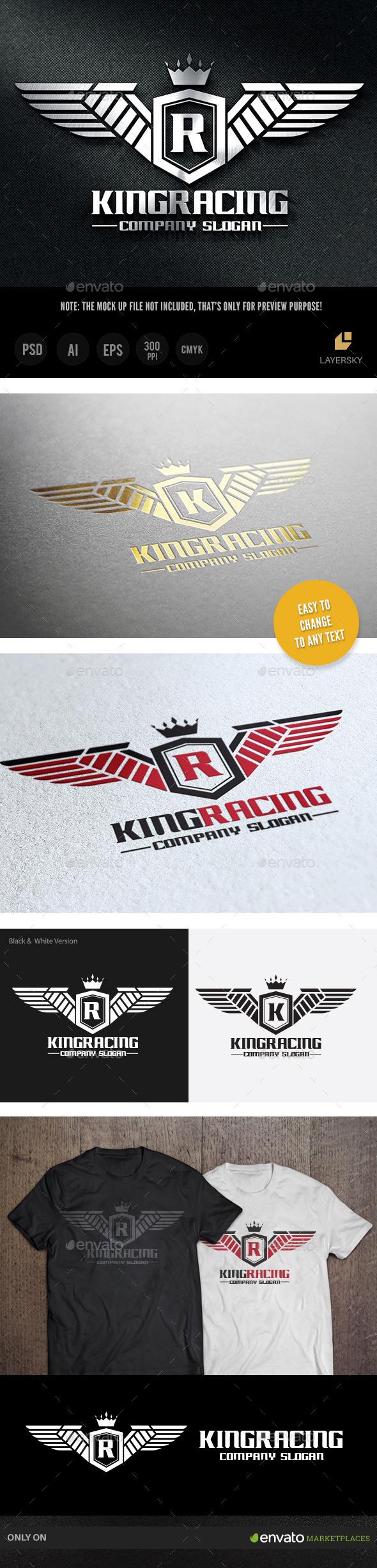 GraphicRiver King Racing 8825065