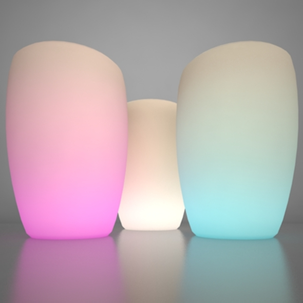 3DOcean Illuminated Planter 3 8825433