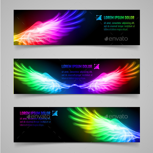 GraphicRiver Flaming Wings 8825561