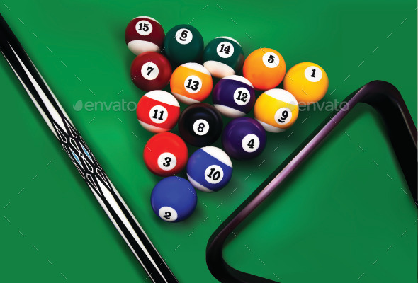 GraphicRiver Billiards 8825571