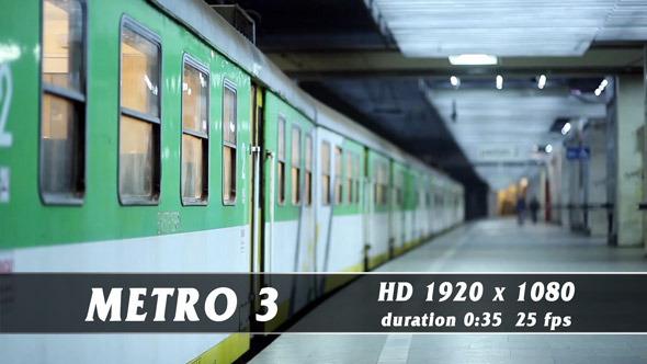 Metro 1-3