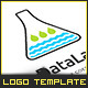 Data Lab - Logo Template - GraphicRiver Item for Sale
