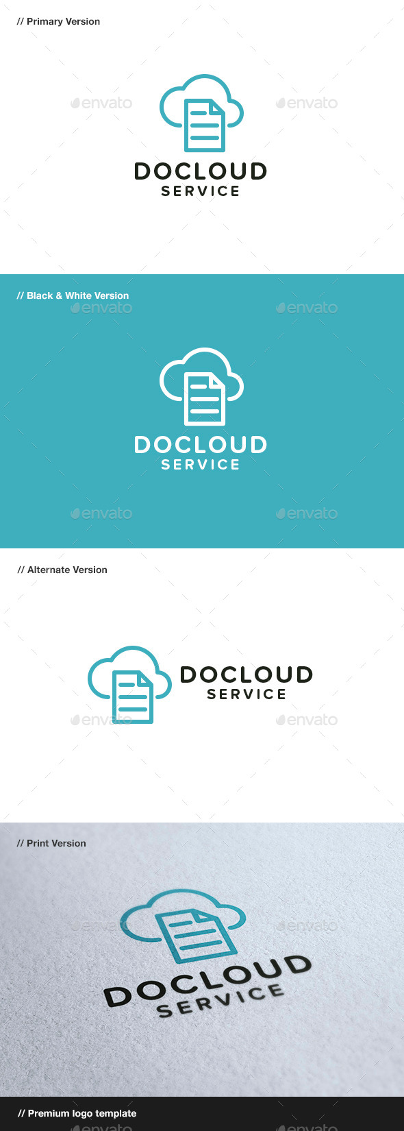 GraphicRiver Doc Cloud 8826183