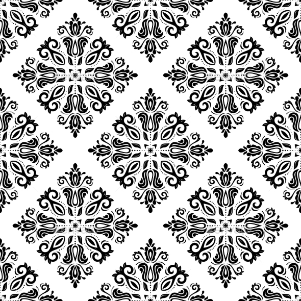 GraphicRiver Orient Seamless Vector Pattern 8826899