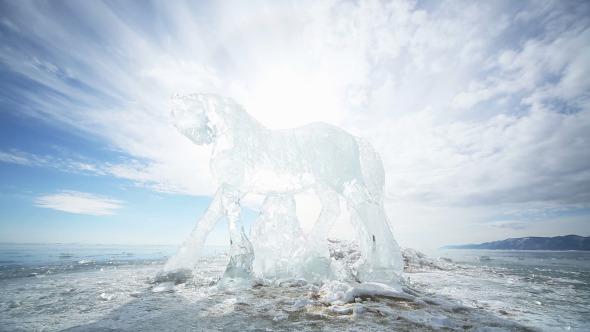 Ice Horse 4