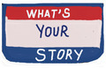 what's your story? - PhotoDune Item for Sale