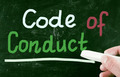 code of conduct - PhotoDune Item for Sale