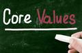 core values concept - PhotoDune Item for Sale