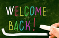 welcome back! - PhotoDune Item for Sale
