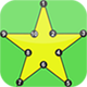Dot to Dot-Shapes HTML5 Game