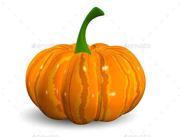 GraphicRiver Pumpkin 8827309