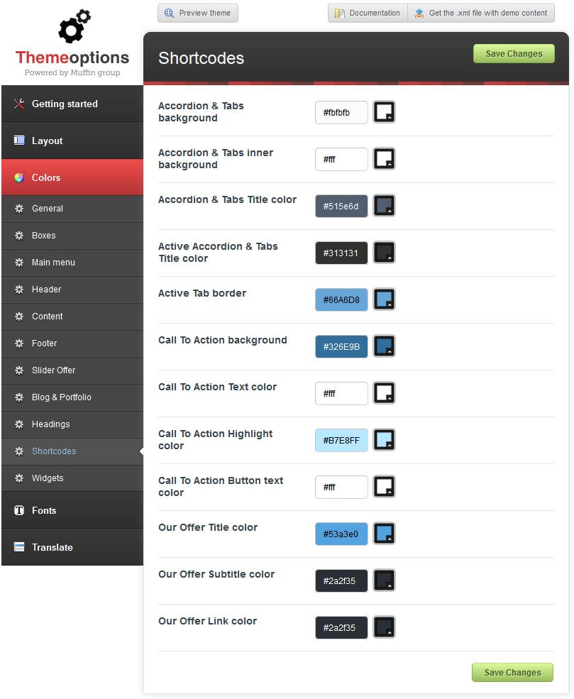 Bretheon Premium WordPress Theme