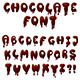 Chocolate Font - GraphicRiver Item for Sale