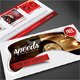 Creative Gift Voucher V01 - GraphicRiver Item for Sale