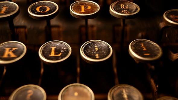 Vintage Typewriter 7