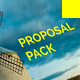 Windmill  Proposal Bundle Pack - GraphicRiver Item for Sale