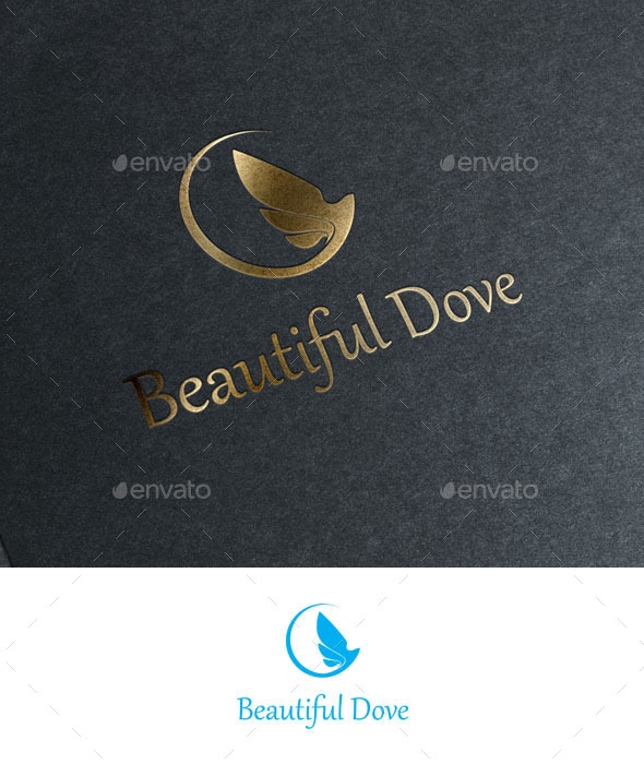 GraphicRiver Dove Logo Template 8829675