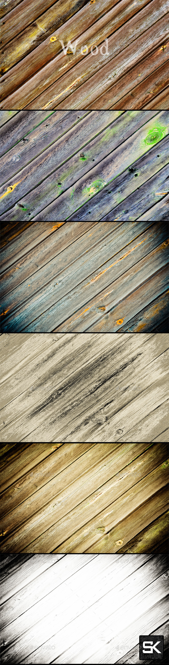 GraphicRiver Wood 8829861