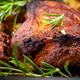 BBQ spare ribs with herbs and vegetables - PhotoDune Item for Sale