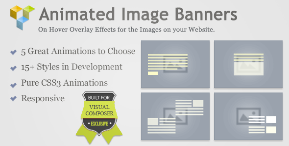 CodeCanyon Animated Image Banners for Visual Composer 8830571