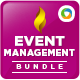 Events Banners Bundle - 3 Sets - GraphicRiver Item for Sale