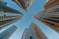 Modern buildings in Dubai UAE - PhotoDune Item for Sale