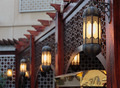 Traditional Arabic metal streetlight - PhotoDune Item for Sale