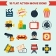 Action Movie Set - GraphicRiver Item for Sale