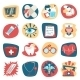 Hospital Icons Set - GraphicRiver Item for Sale
