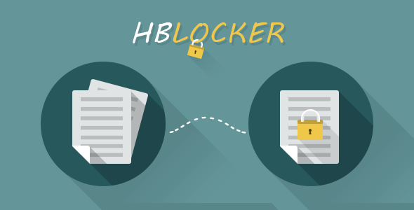 CodeCanyon HBLocker Locking Files 8723913