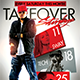Takeover Saturdays - GraphicRiver Item for Sale