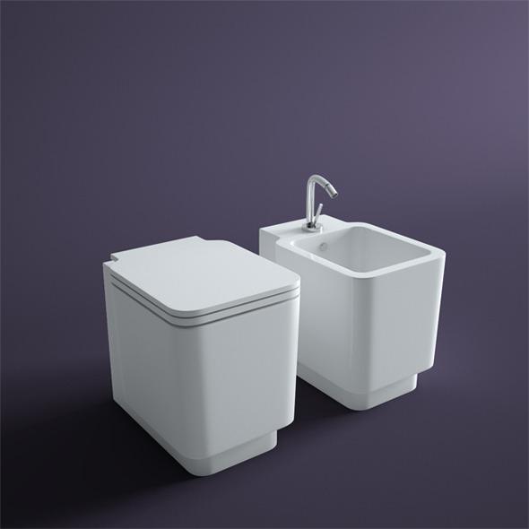 Simas Flow  - 3DOcean Item for Sale