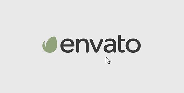 Click Simple Logo Reveal